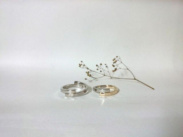 素敵な指輪ができてうれしいです。〜ichi大阪店〜