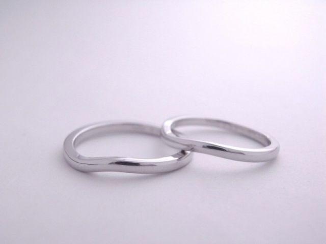 強い絆という意味を込めたくて手造りの鍛造の指輪を 〜ichi銀座店〜
