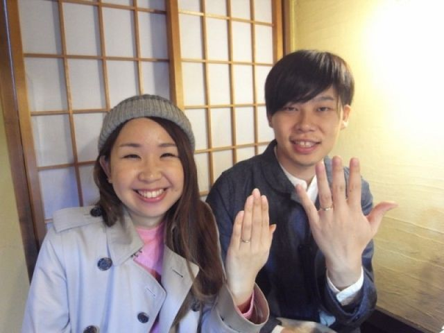 以前から革小物を作って頂いたご縁で、〜ichi渋谷店〜