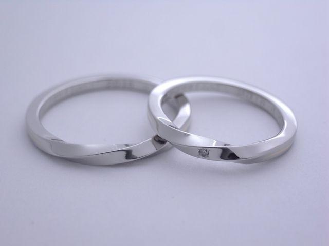 2人のこだわりの指輪を 〜ichi銀座店〜