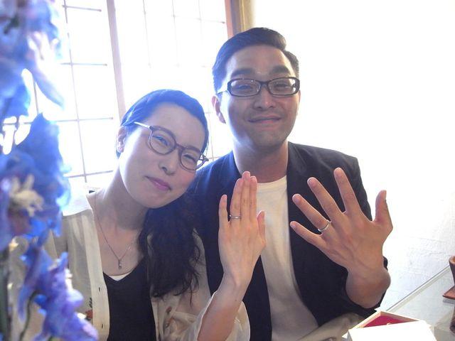 結婚式が楽しみです!