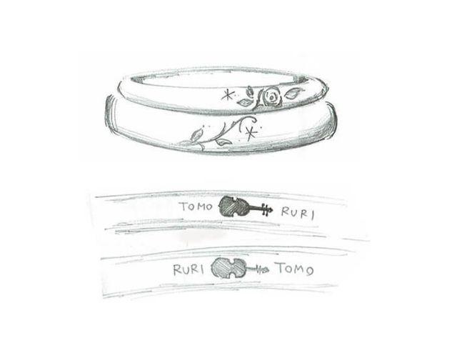 手作りで愛着の沸く結婚指輪を