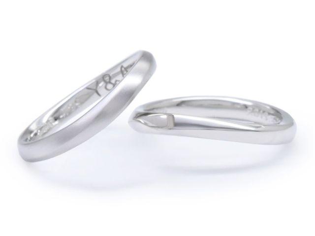 指輪をより大切にしようと思えました!