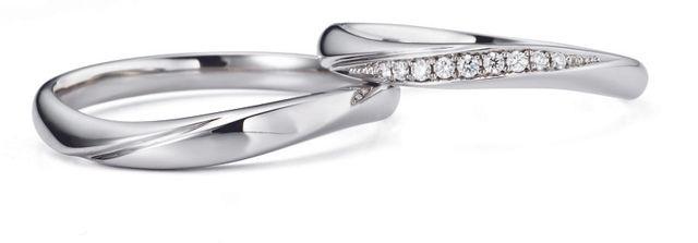 ラベンナの結婚指輪
