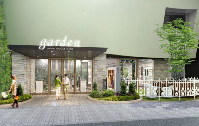garden(ガーデン) 心斎橋について