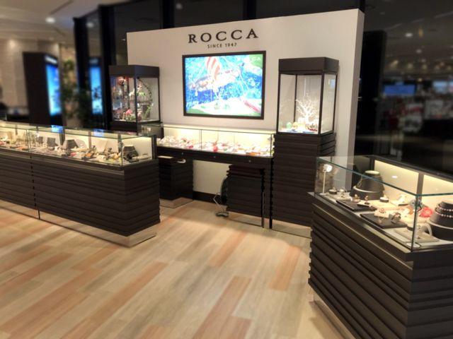 ROCCA阪神梅田店について