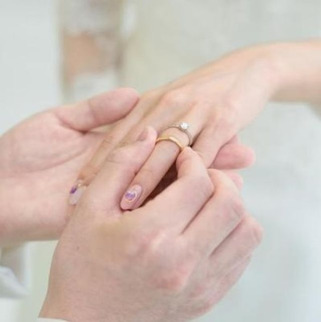 気に入ったものをしっかり選べる結婚指輪