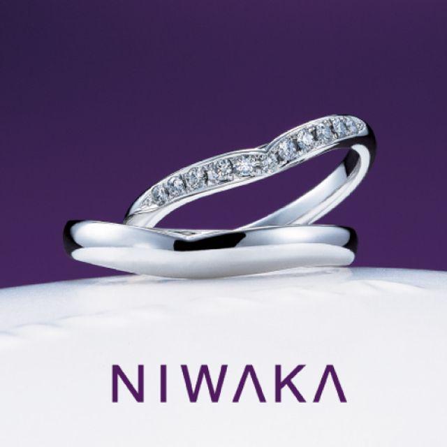 指輪の輝きに負けないくらい、キラキラ輝く幸せな夫婦になります♡