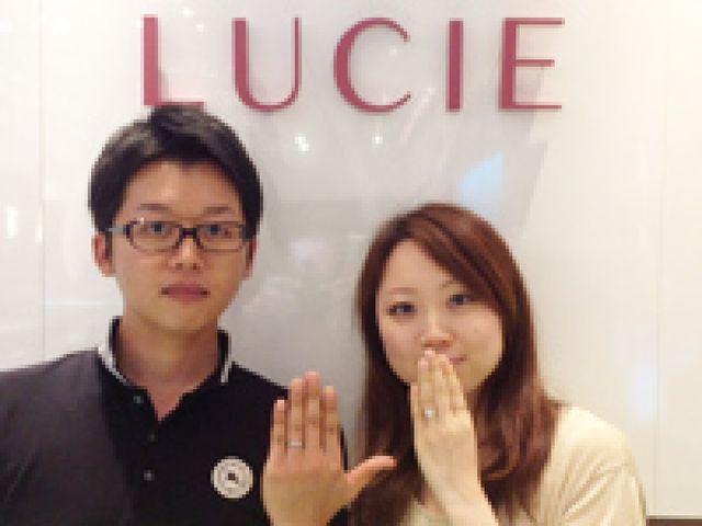 LUCIEのセットリング