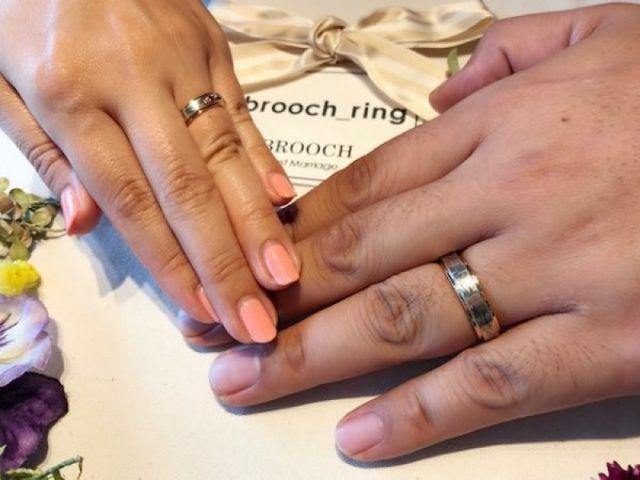 江戸時代からの伝統技法を取り入れたふたりの想いがカタチになる結婚指輪「杢目金屋」