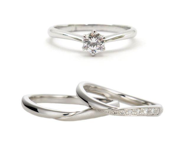 2人で持つ初めての指輪!