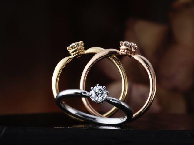素敵な指輪♡