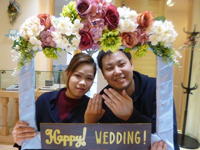 国際♡結婚