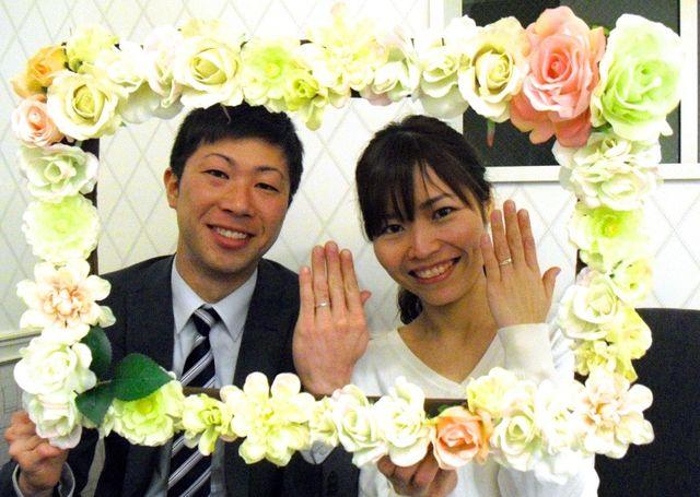 プロポーズ大成功♡