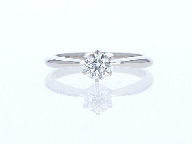 円周率ダイヤモンド0.314ctでプロポーズ