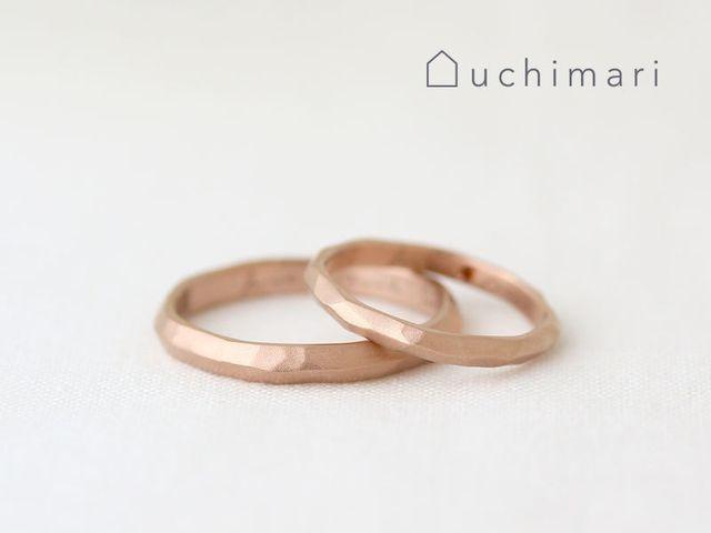 おふたりにぴったりのデザインの結婚指輪
