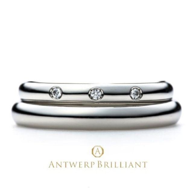 2人でお揃い!特別な結婚指輪!