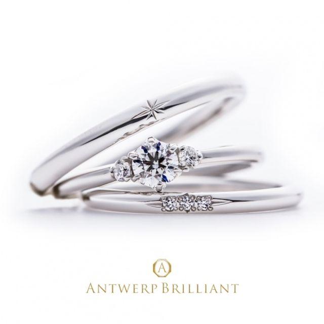 とにかくダイヤモンドの輝きが素晴らしかった!