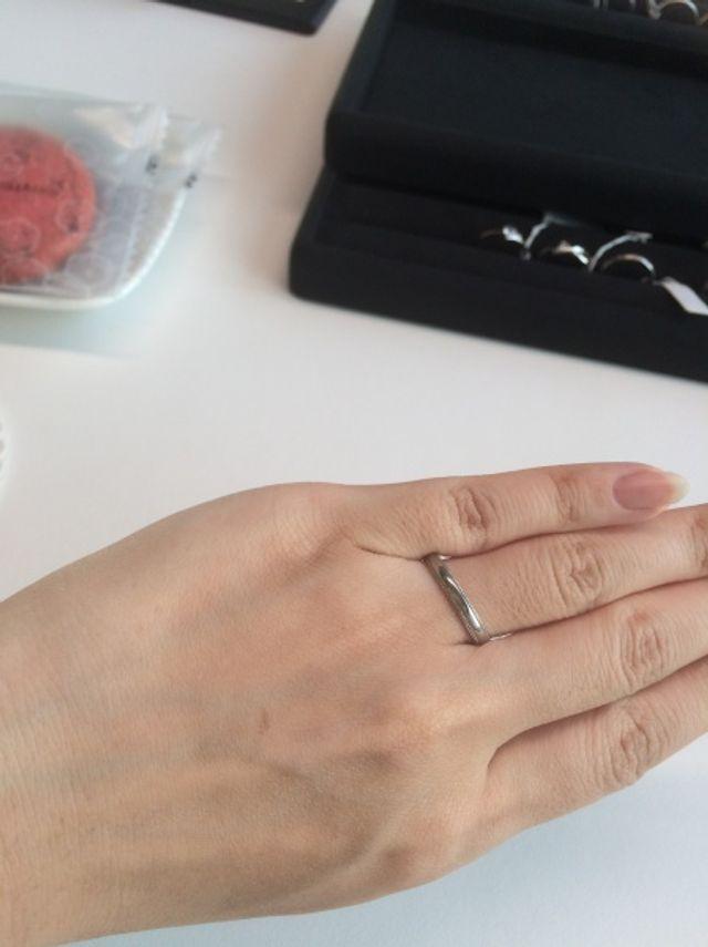 結婚指輪も豊富なデザイン
