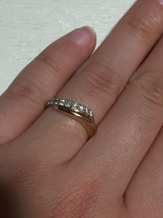 アイプリモで購入した指輪