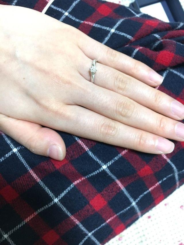 銀座ダイヤモンドシライシさんのヴィーナスブレス
