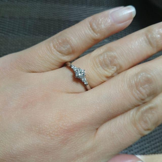 お気に入りの指輪!