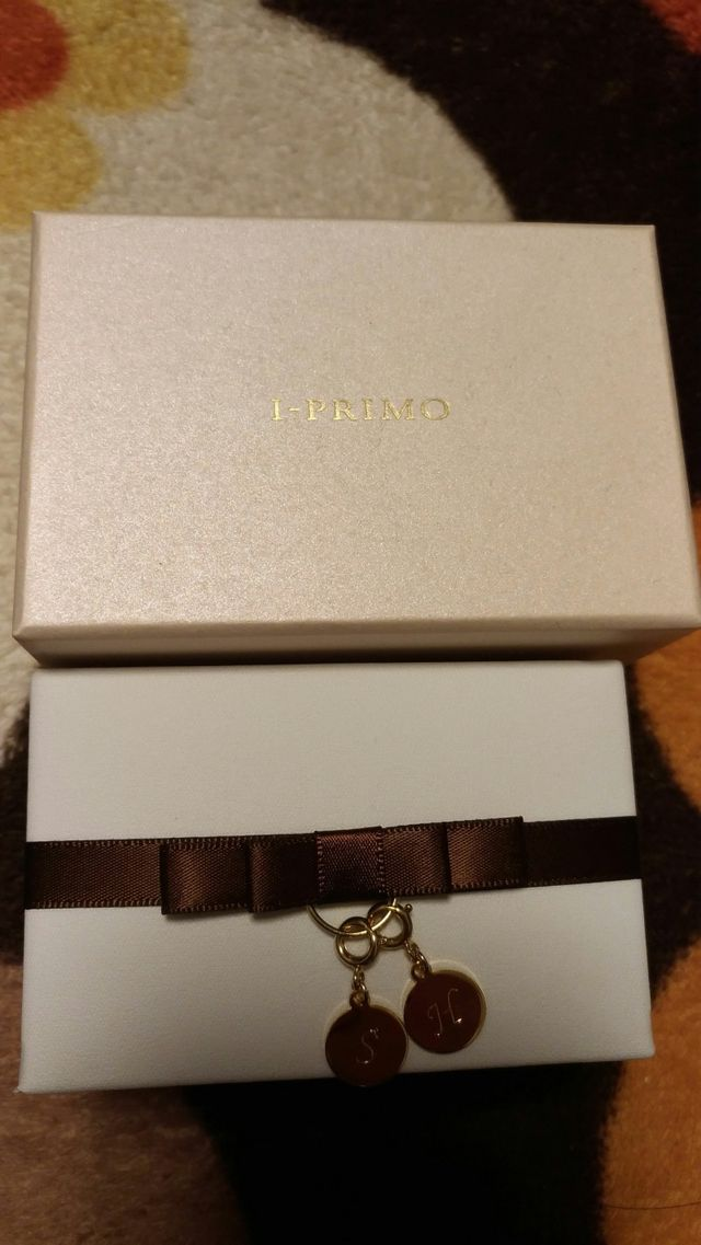 I-PRIMOは箱もかわいい