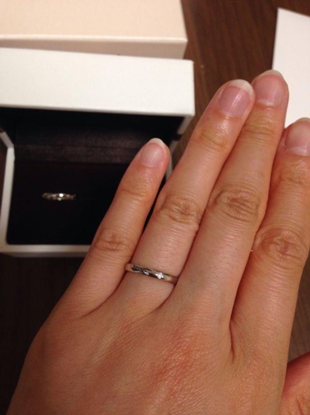 I-PRIMO結婚指輪