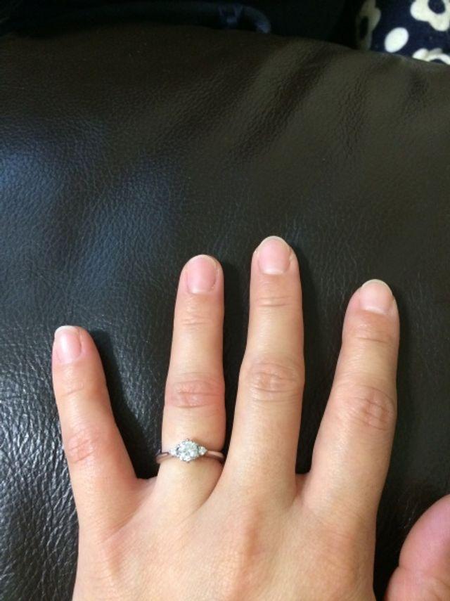 アイプリモの指輪です。