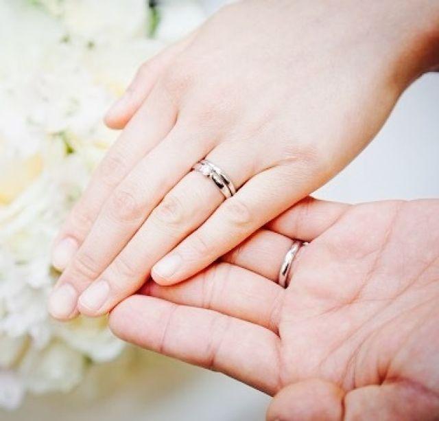 結婚式の前撮りの際に撮影した写真です