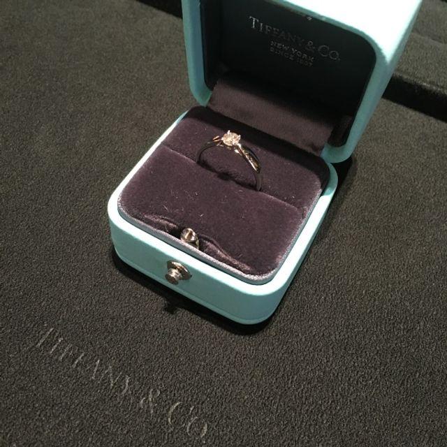 premium selection dc357 a4cc5 私がいつも細身の華奢な指輪しかしていないのですが、婚約指輪は ...