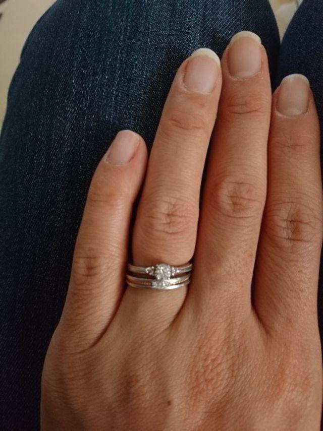 920aadbabd2dfa 結婚指輪にハートの刻印があるのと、婚約指輪にはピンクダイヤモンドがつ ...