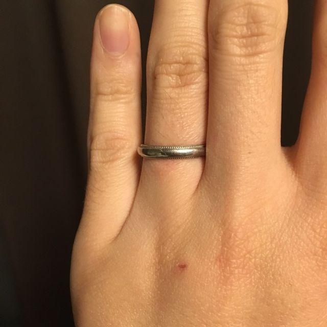結婚指輪-写真1