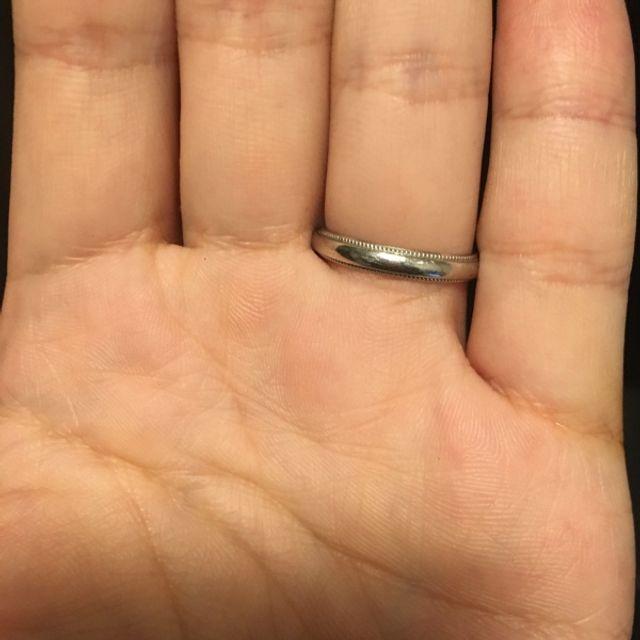 結婚指輪-写真2