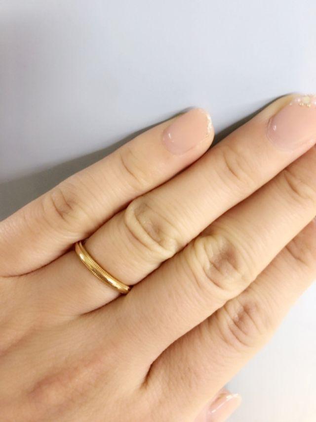 huge selection of 9cd89 beb7f 婚約指輪がティファニーだったので結婚指輪も同じブランドが良い ...
