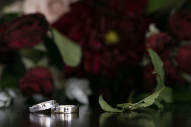 入籍指輪を無料で作っていただきました!