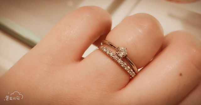 0.181ct☆wish upon a star