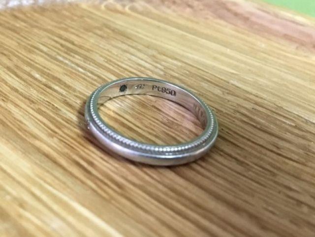 女性用のリング