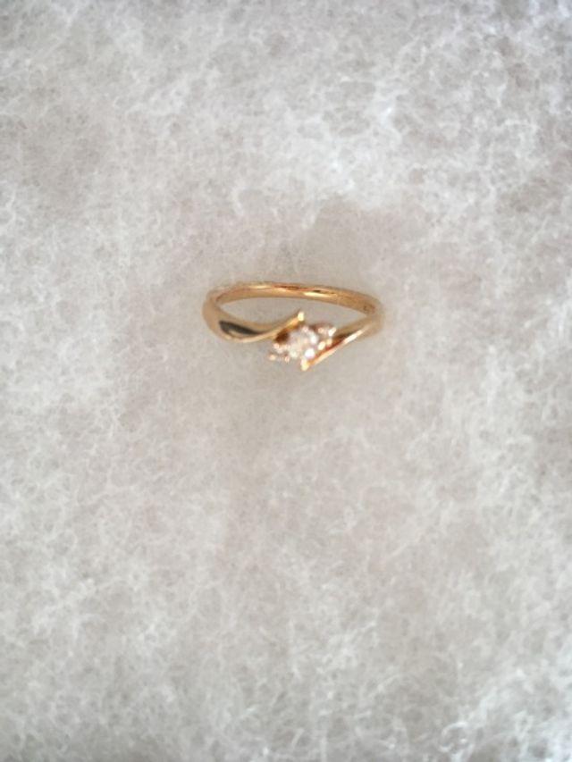 指輪のみです。