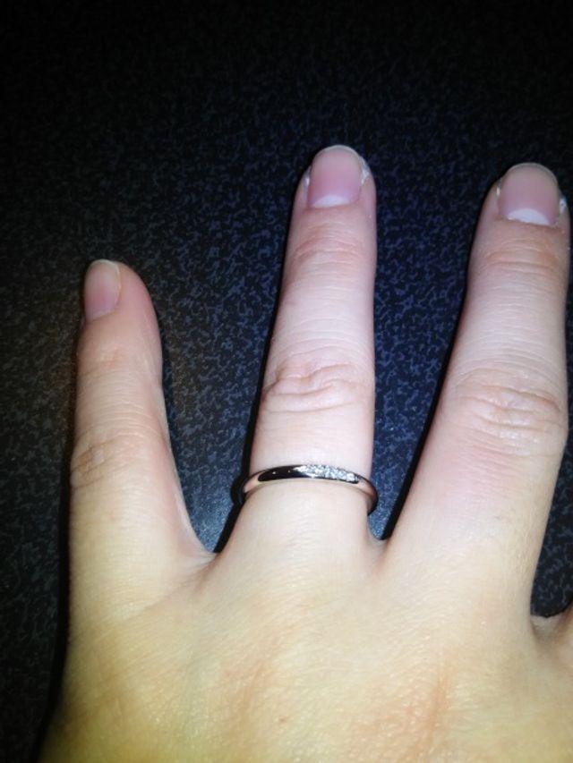 ダイヤモンドシライシさんで購入しました。