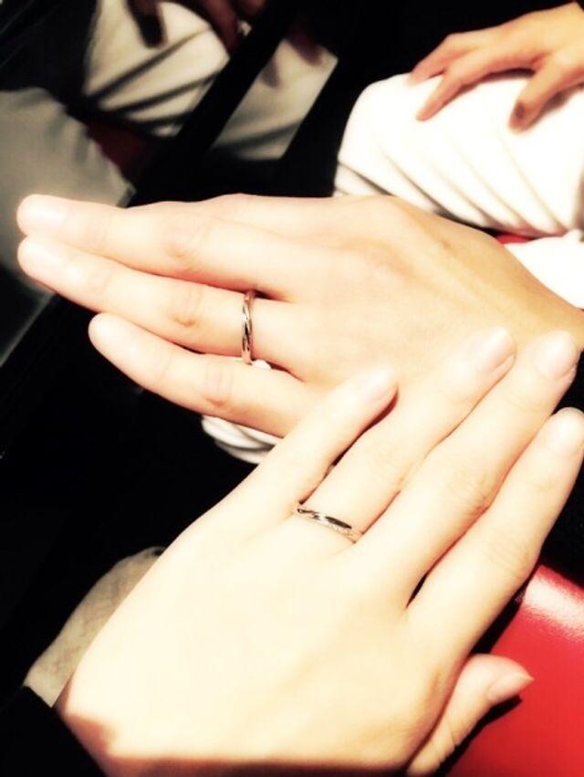 指が綺麗に見えるところが一番お気に入りです*