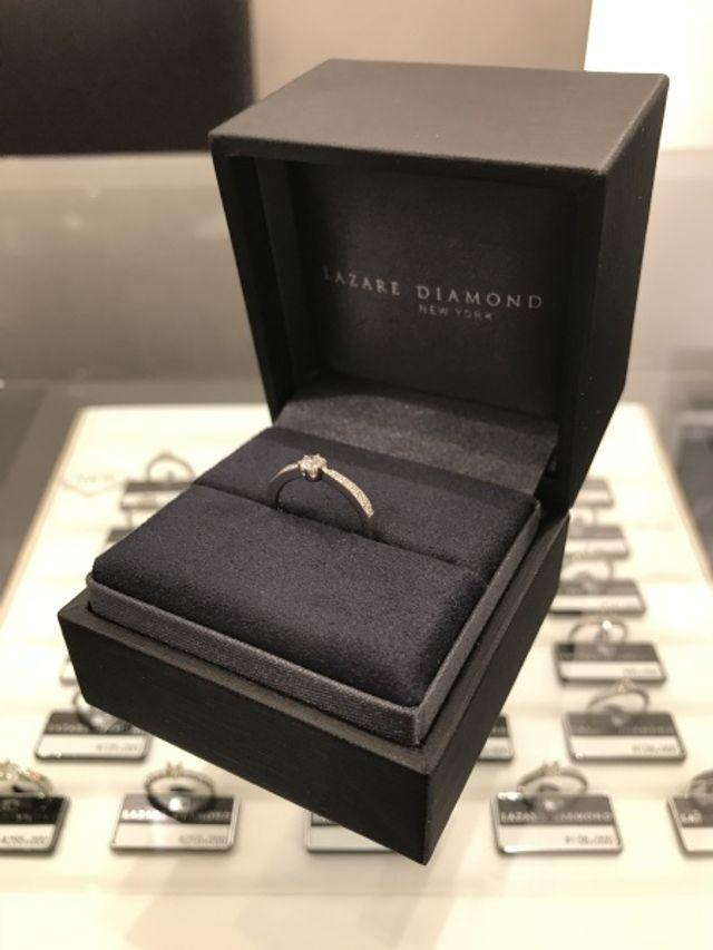 思い通りの指輪ができました!