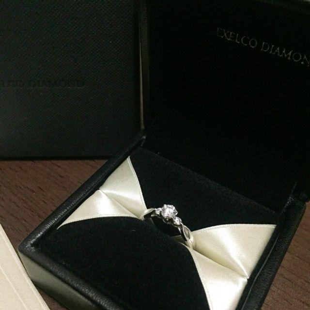 エクセルコダイヤモンドでのエリザベートを頂きました。