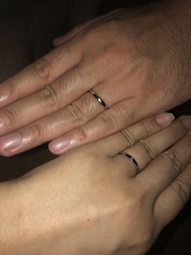 結婚指輪 アミュレット6  10号