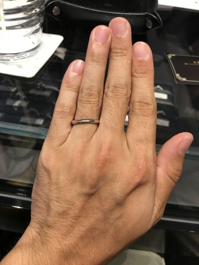 こちらのリングを購入しました。