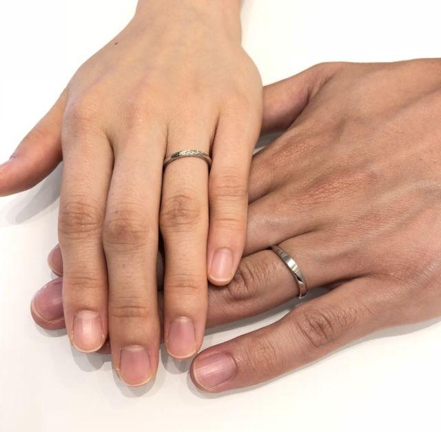 結婚指輪購入!