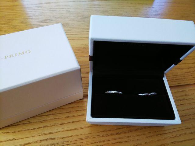 ペルセウスの結婚指輪です!