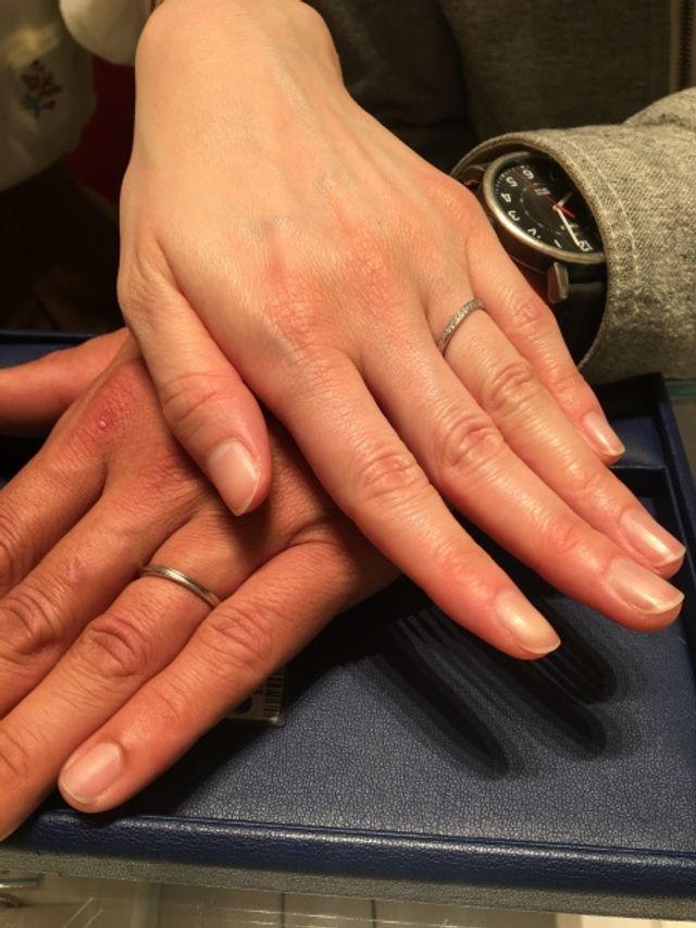 素敵な指輪が見つかりました!お気に入りです!