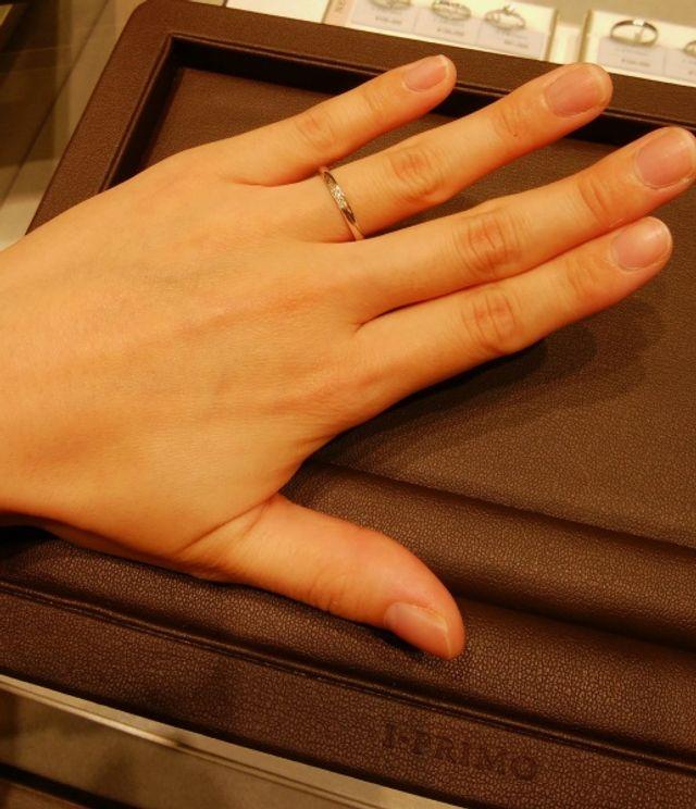結婚指輪☆