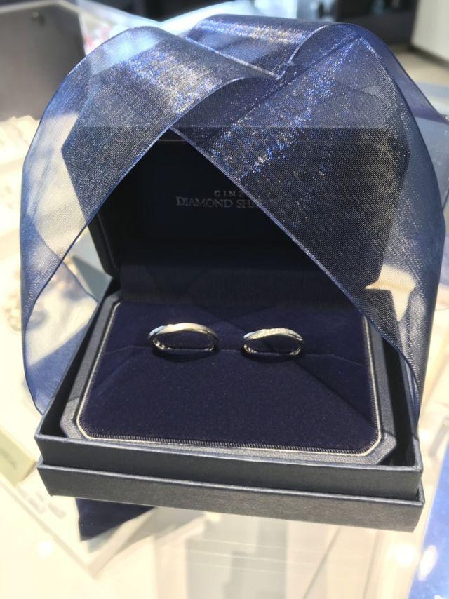 着け心地もデザイン性も良く、非常に素敵な指輪と出会いました。